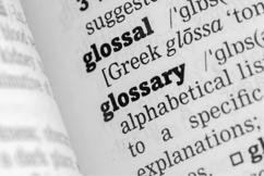 Boring Contracting Glossary