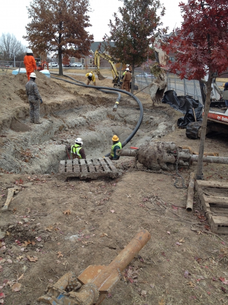 Underground Utility Construction Alabama