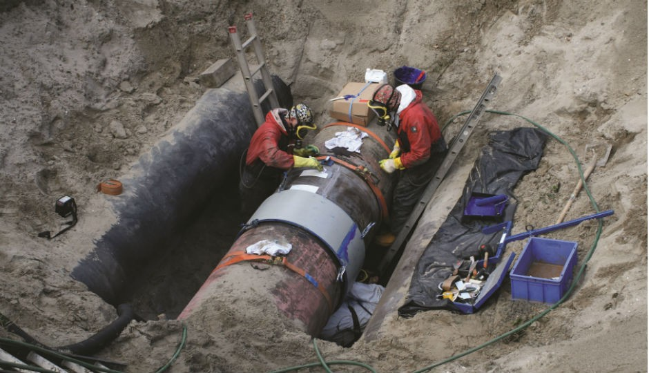 Boring Contractors Oil & Gas | Oil & Gas Pipeline Repair